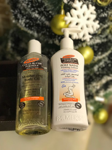 Favorite products for dry skin