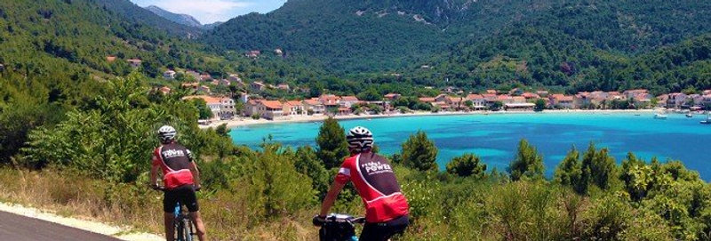 2nd OCTOBER 2021 CROATIA CYCLING INC: E-BIKE RENTAL SMART PRICE!