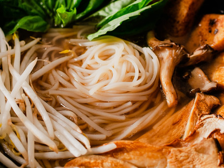 2-Hour Vegan Pho