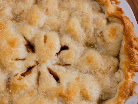 Easy 5-Ingredient Vegan Pie Crust