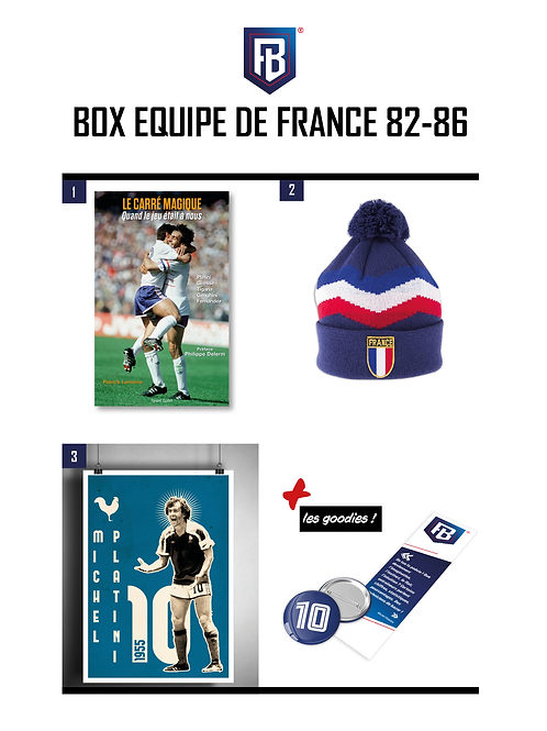 Équipe de France 82-86