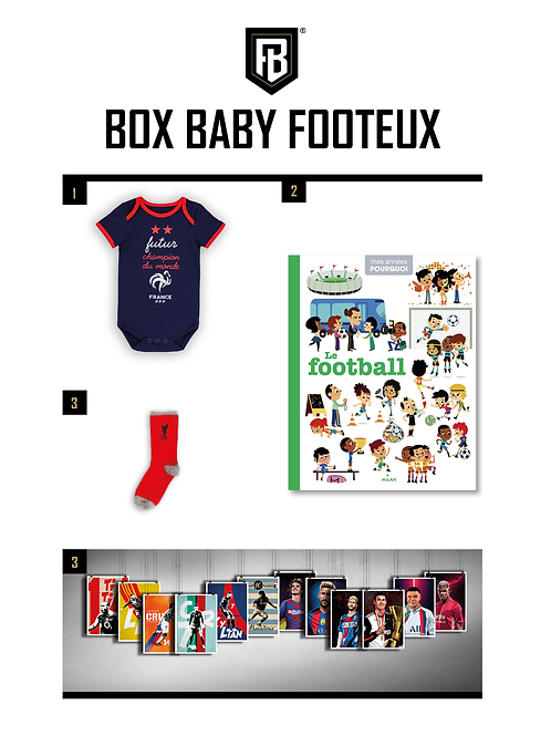 Baby Footeux