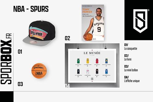 NBA Spurs