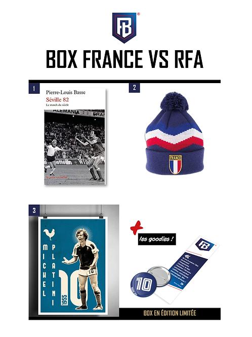 France VS RFA