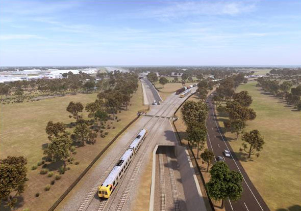 Torrens Junction Rail Project