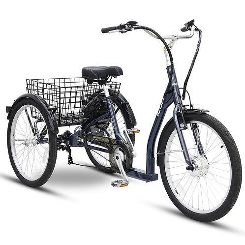 """ICON E-SCAPE 24"""" E-Trike"""
