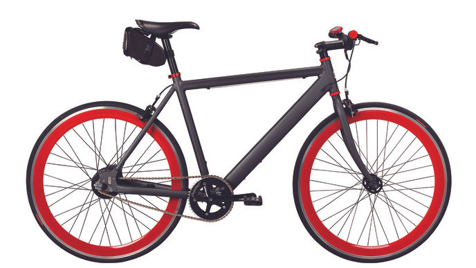 The 'Wanna be Hipster, pretend Fixie' type eBike