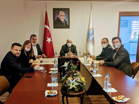 "International cooperation with the  NGO ""BAL-GÖÇ"" Bursa, Turkey Republic"