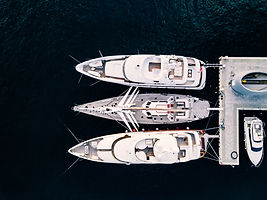 aerial-view-from-above-at-the-luxury-yac