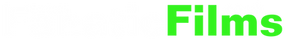fanaticfilms logo Chroma green and white
