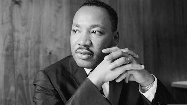 """Even Dr. King Knew To """"Redistribute The Pain"""""""