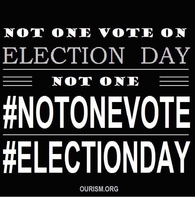 Not One Vote