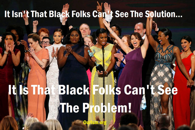 Factor of the Problem for Blacks