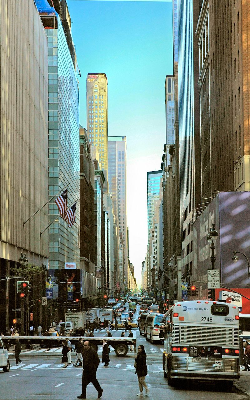Madison Avenue, NY
