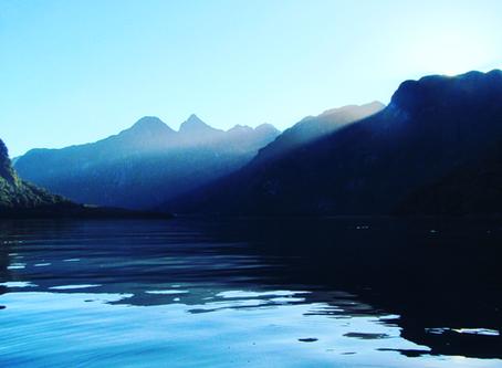 Pumalín: vistas desde nuestros kayaks