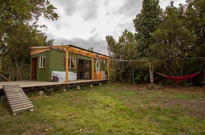 Arriendo Tiny House cabaña Parcela Puerto Varas 2