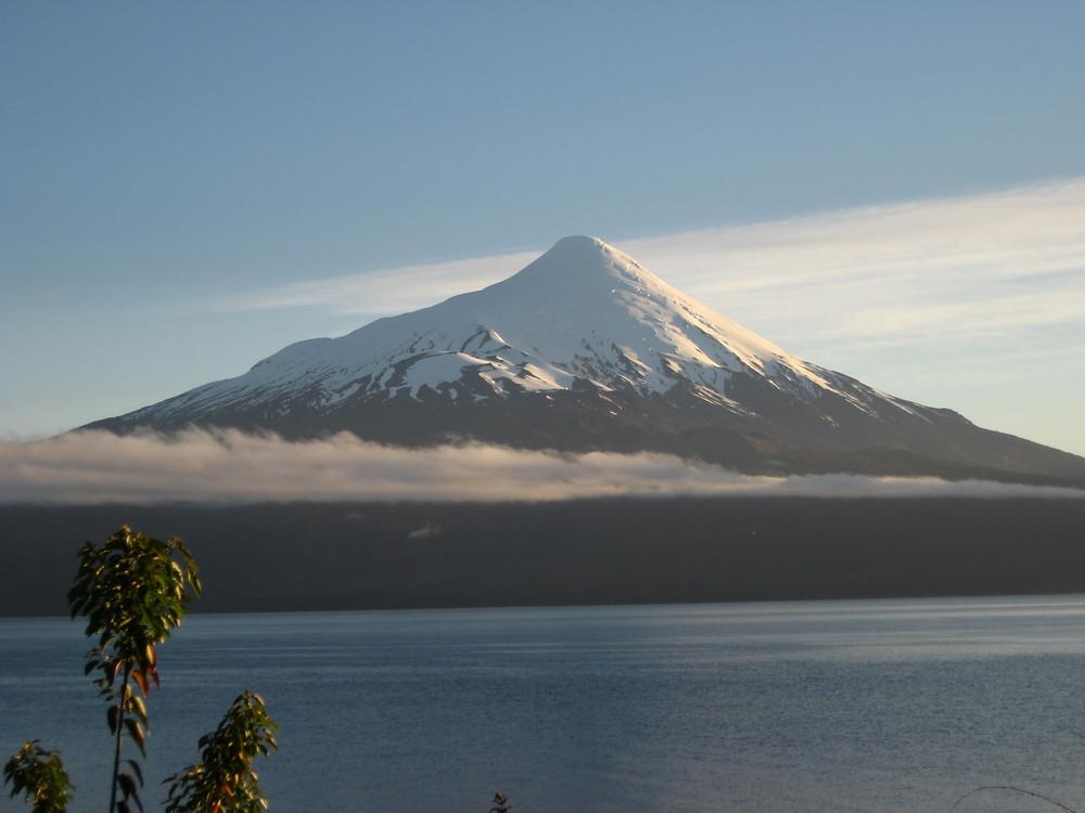 Osorno Volcano or Peri Pillan