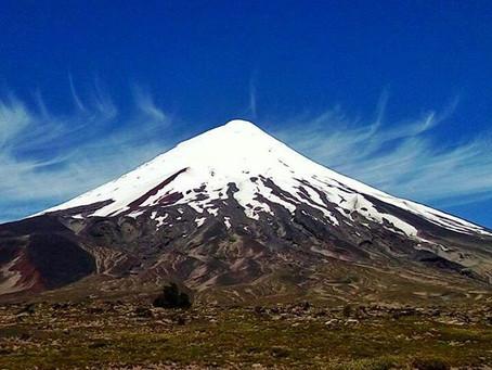 Volcan Osorno Sendero Paso Desolación