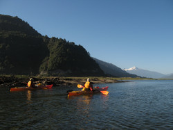 Kayak Fjordo Reloncavi 5