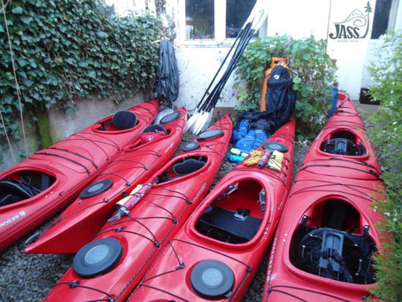 Kayak Safety Briefing Part 1