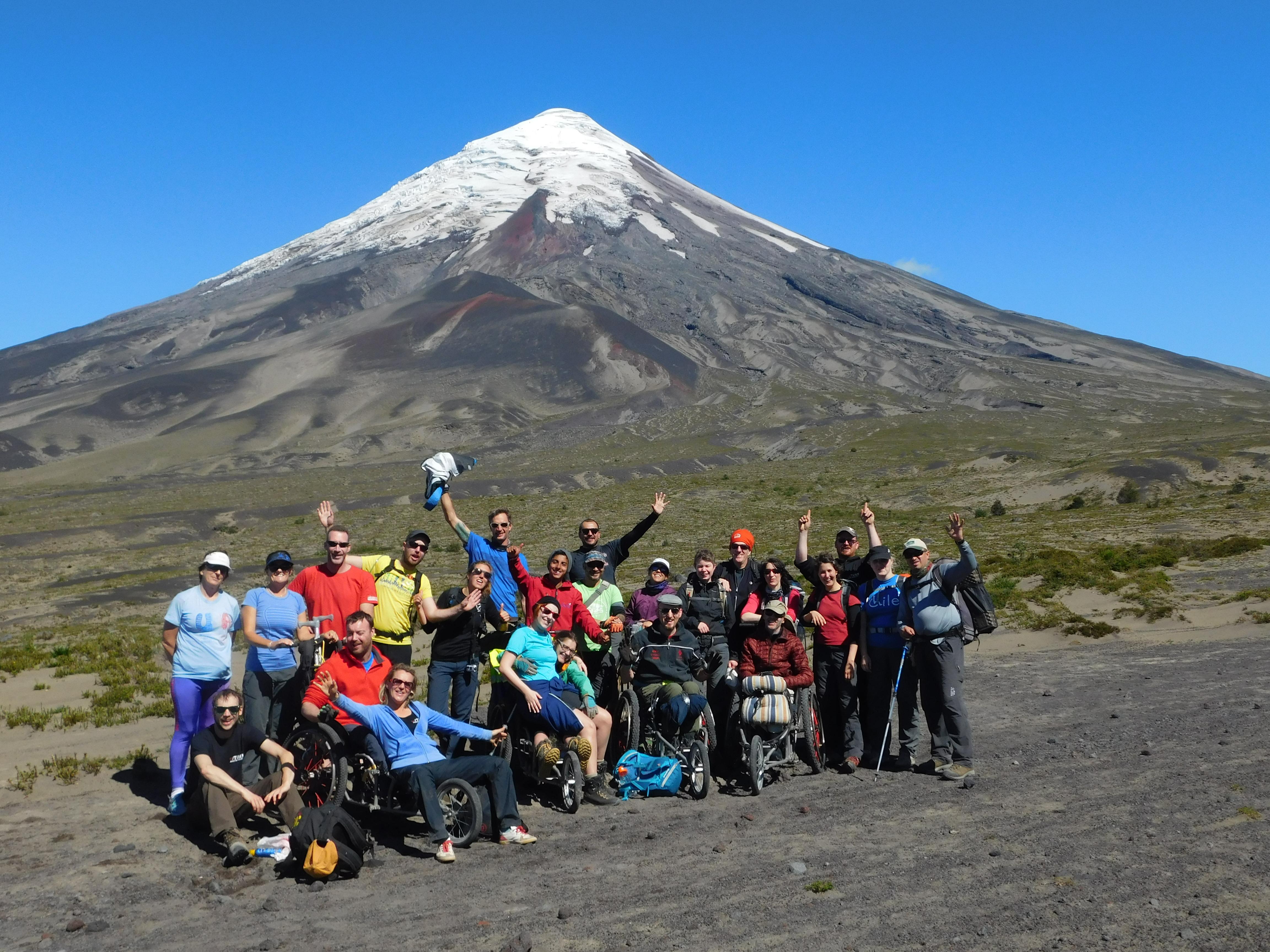 Tourismo Accesible Volcan Osorno