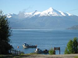 Volcan Yates Cochamo