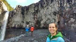 Reserva Llanquihue post erupcion