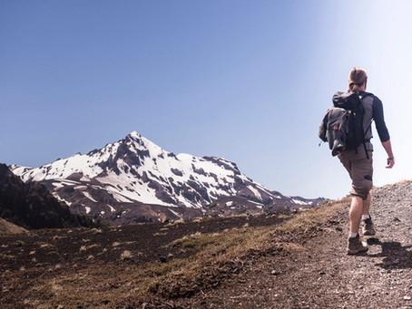 Volcan Osorno Sentier Paso Desolación