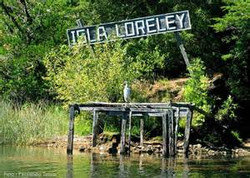 Isla Loreley La Poza