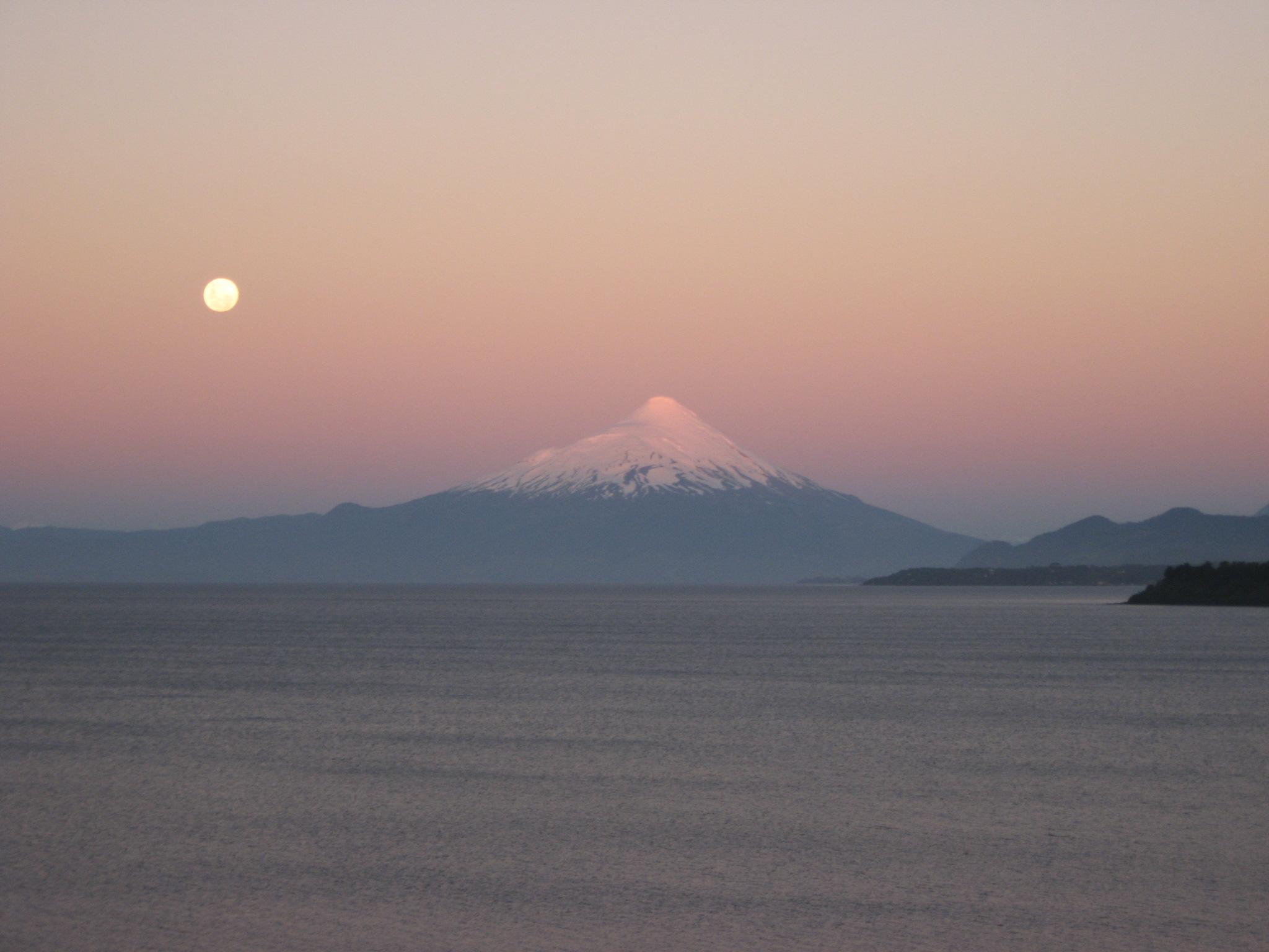 Volcan Osorno Turismo Aventura Puerto Varas Chile
