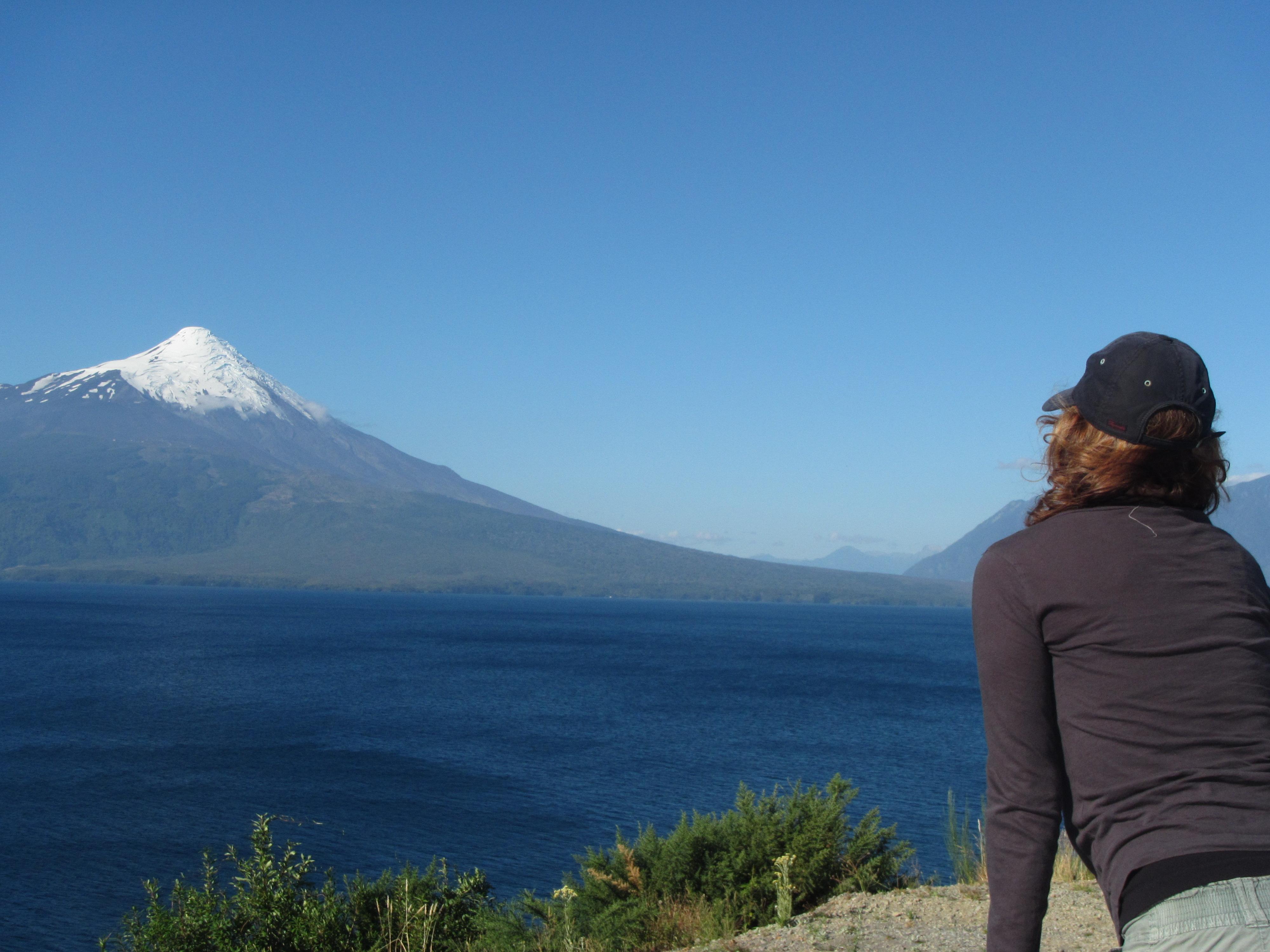 Volcan Osorno Lago Llanquihue