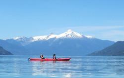 Kayak Fiordo Reloncavi Fjord