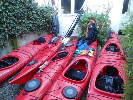 Charla de Seguridad Kayak de Mar