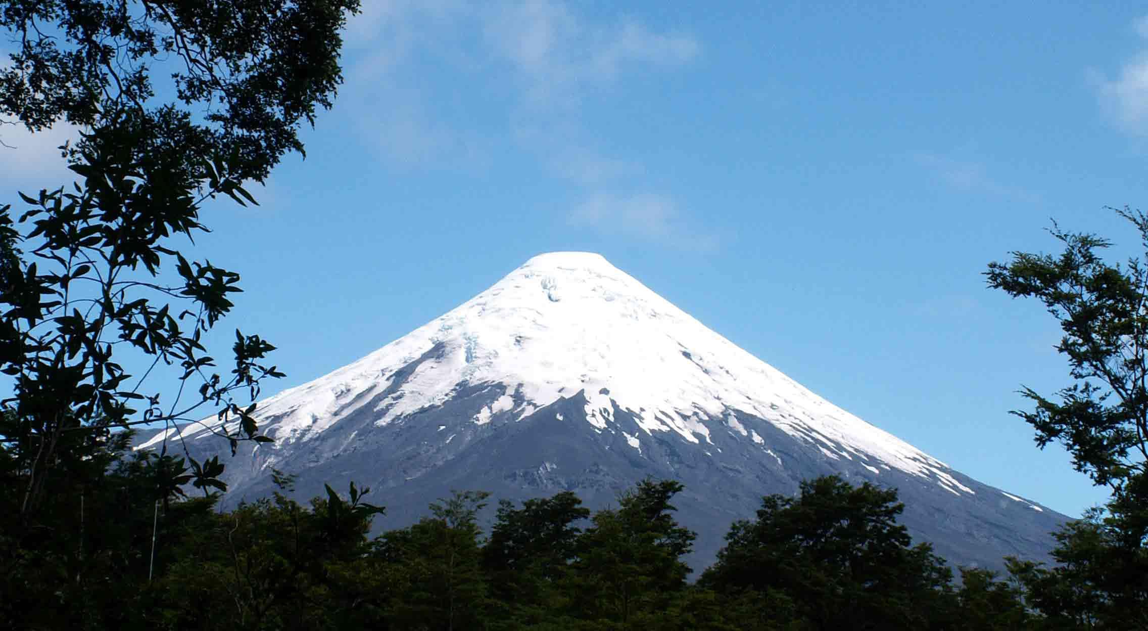 Volcan Osorno Chile