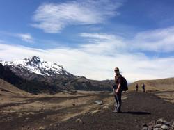 Paso desolacion La Picada Chile