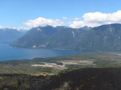 Paso desolacion Lago Todos Los Santo
