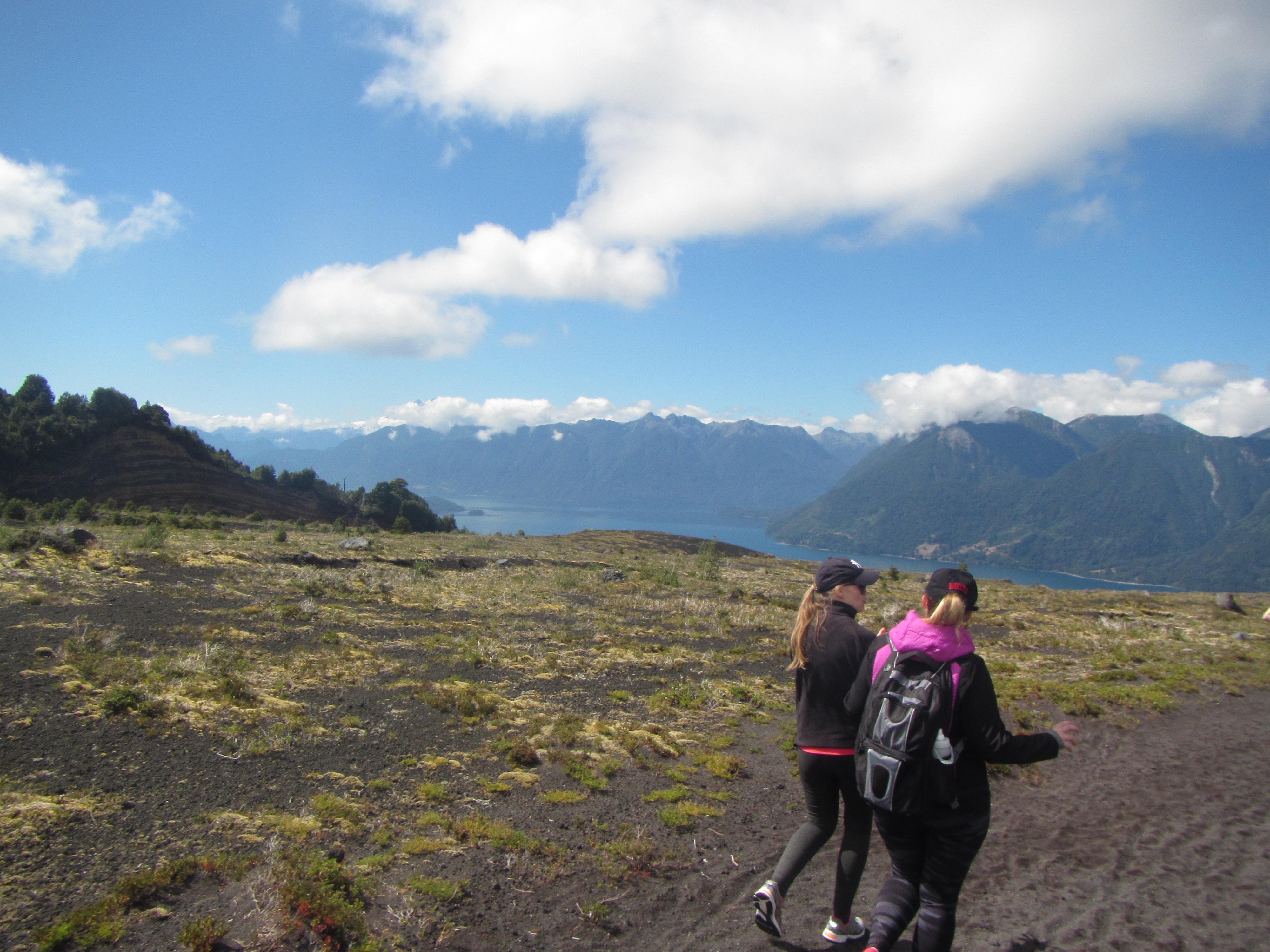 Volcan Osorno - Paso Desolación  1 Day