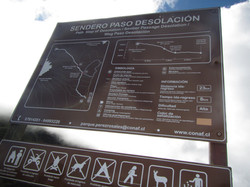 Paso desolacion Mapa