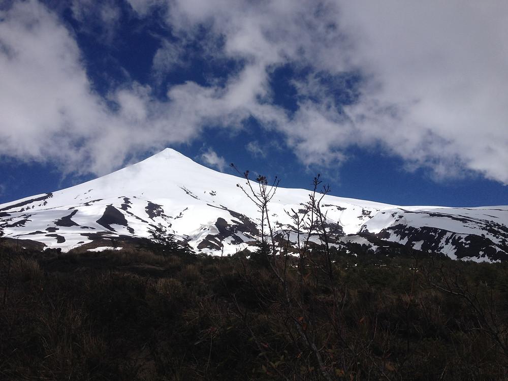 Volcan Osorno - Paso Desolacion