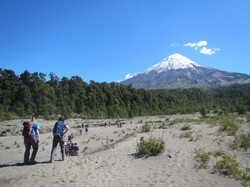 Accessible Volcan Osorno Chile