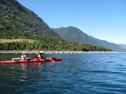 Kayak Comau Fjord Pumalin
