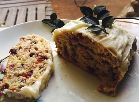 Lemon and Myrtle Bread
