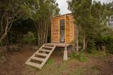 Baño de tiny house Puerto Varas