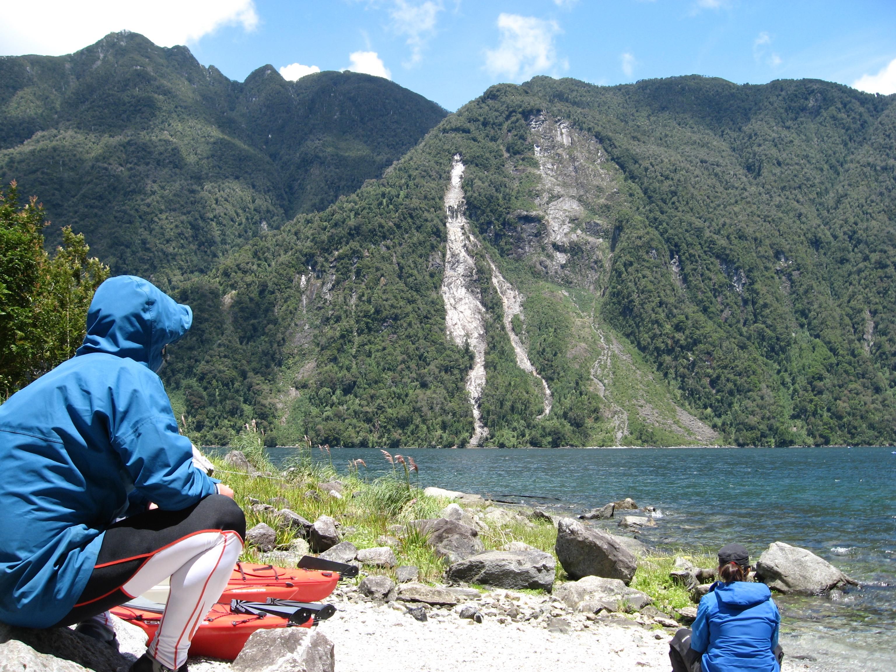 Fiordo Quintupeo Parque Pumalin