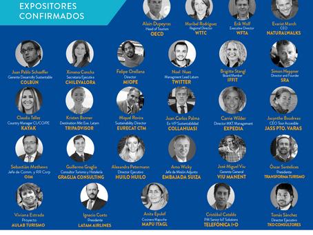 Jass Puerto Varas y U-Turn en la Summit de Turismo de Fedetur