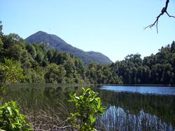 Parque alerce andino Laguna