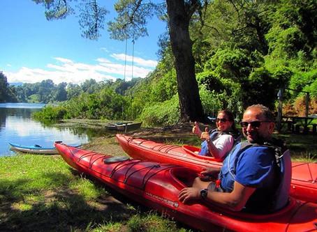 Kayak Lac Llanquihue - Lagon La Poza