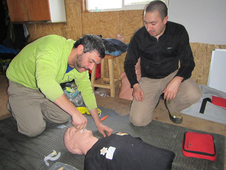 Basic First Aid and CPR