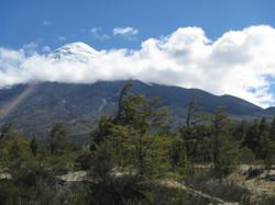Paso desolacion Volcan Osorno