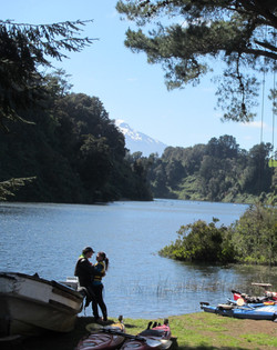 Kayak Laguna La Poza